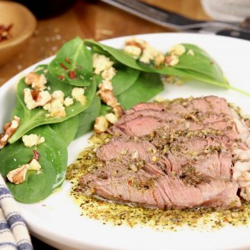 Sicilian Style Steak