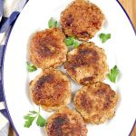 Maple Sausage - breakfast patties