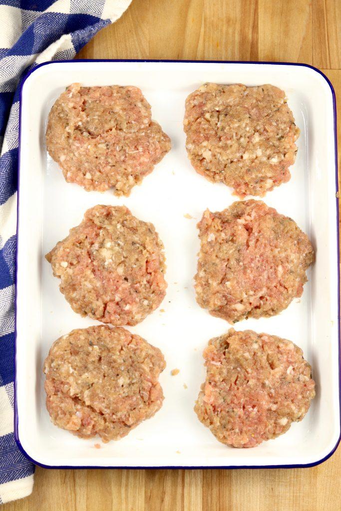 Maple Breakfast Sausage Patties