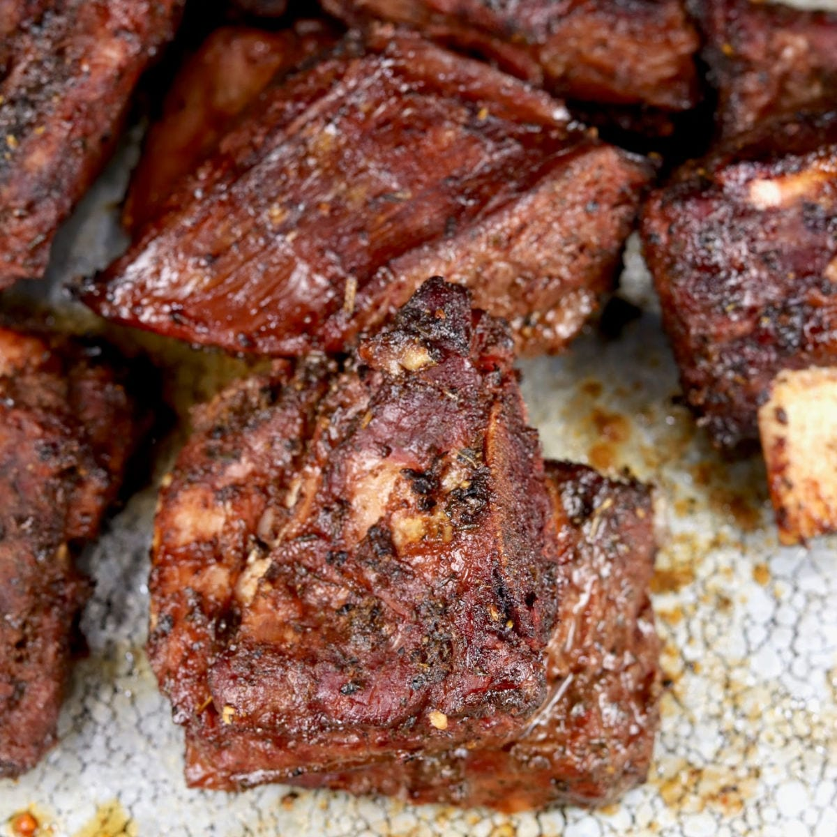 Marinated Beef Short Ribs