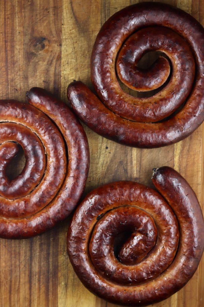 Smoked Maple Sausage