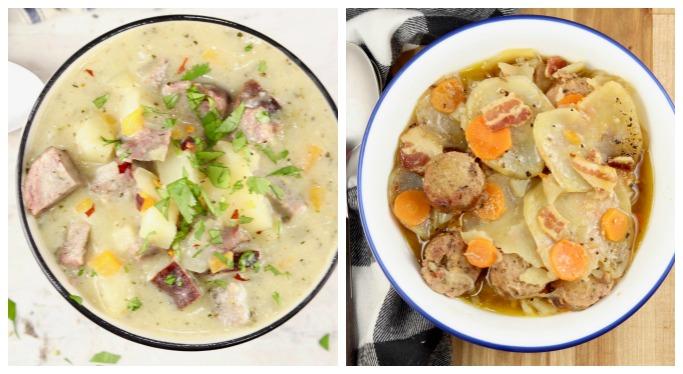 Smoked Sausage Soup Recipes