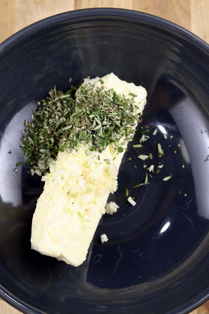 Garlic & Rosemary Herb Butter