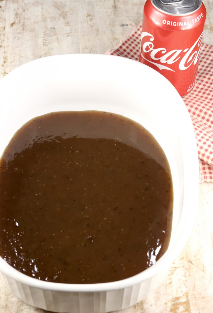 Coca-Cola Sauce for chicken