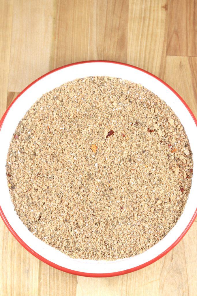 Brown Sugar Garlic Dry Rub for grilling