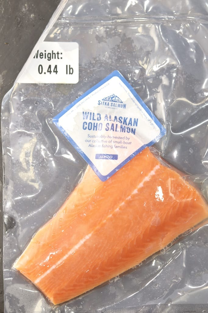 Sitka Salmon Shares - Salmon Filet