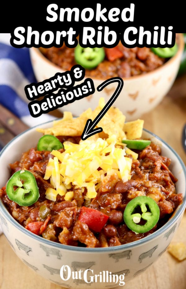 Smoked Short Rib Chili