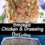 Smoked Chicken & Dressing