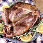 Smoked Apple Cider Turkey