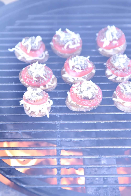 grilling smoked sausage potato appetizers