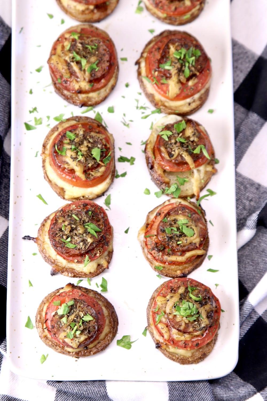 Smoked Sausage Potato Rounds