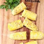Chile Butter Corn on the Cob