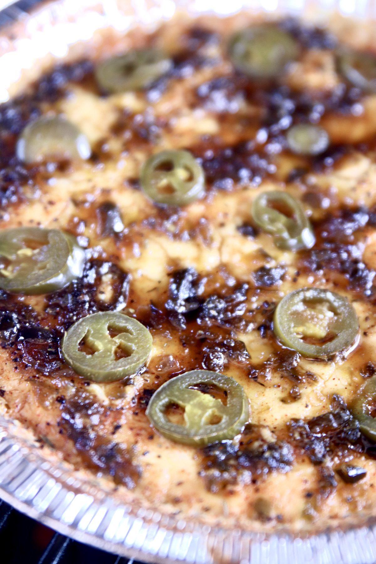 smoky jalapeno cream cheese dip